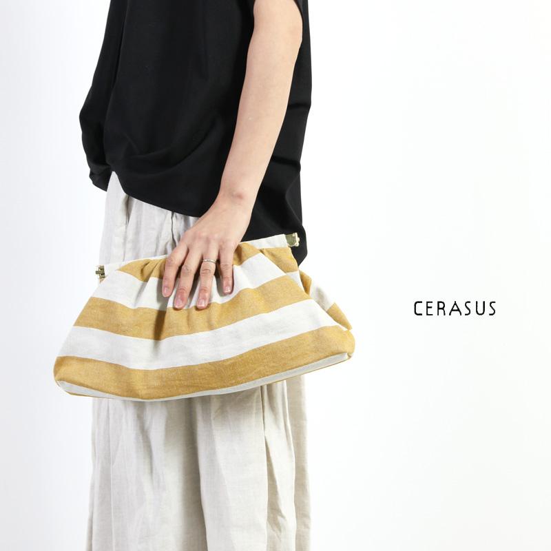 CERASUS(ケラスス) パラソル クラッチバッグ