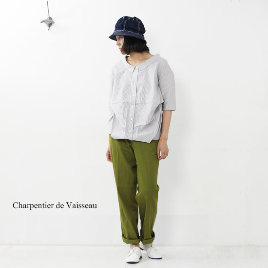 Charpentier de Vaisseau(シャルパンティエ ドゥ ヴェッソ) School Pants