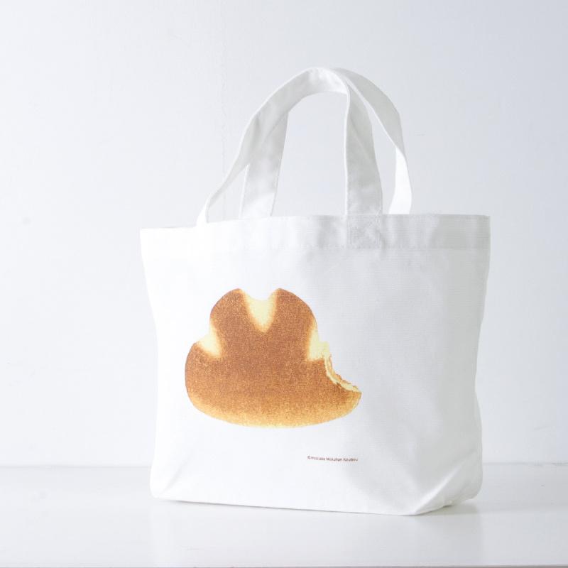 CLASKA(クラスカ) パンのトートバッグ