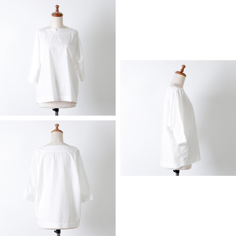 Commencement(コメンスメント) 1/2 Dolman shirts