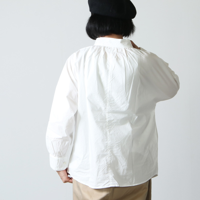 Commencement(コメンスメント) Stand dolman shirts