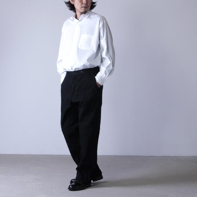 COMOLI(コモリ) デニム オーバーパンツ