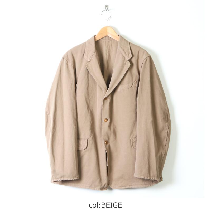 COMOLI(コモリ) 製品染 ジャケット