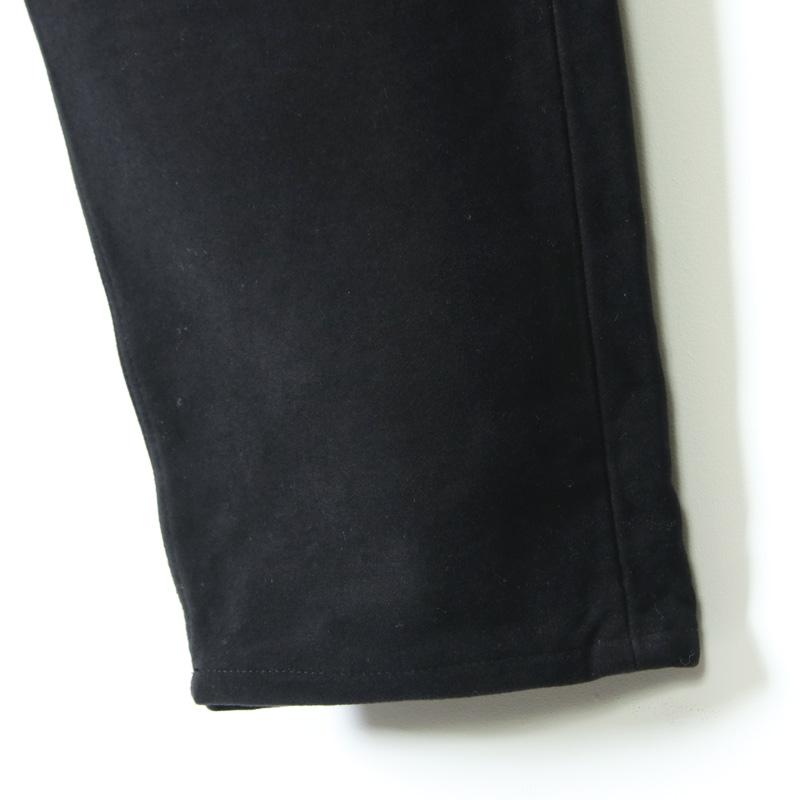 COMOLI(コモリ) モールスキン 5ポケットパンツ