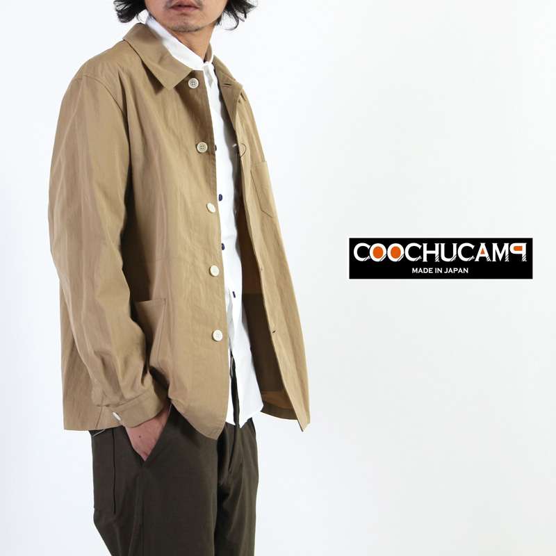 COOCHUCAMP(クーチューキャンプ) Happy Shirt Jacket