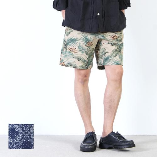COOCHUCAMP (クーチューキャンプ) Happy Shorts / ハッピーショーツ