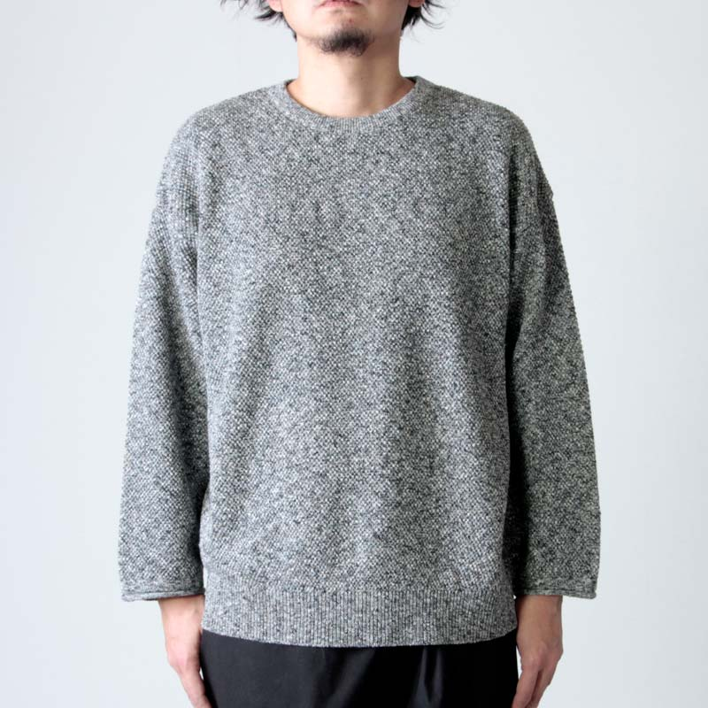 crepuscule(クレプスキュール) multicolor moss stitch