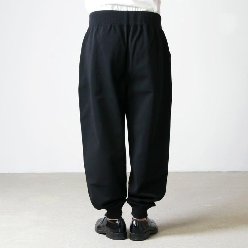 crepuscule(クレプスキュール) wholegarment pants