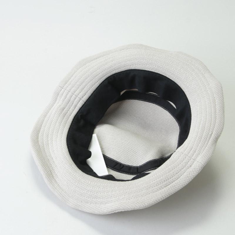 crepuscule(クレプスキュール) pork pie hat