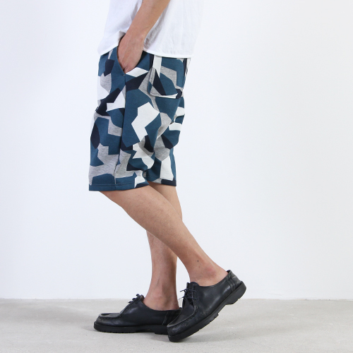 CURLY (カーリー) CAMO DUAL GROUND SHORTS