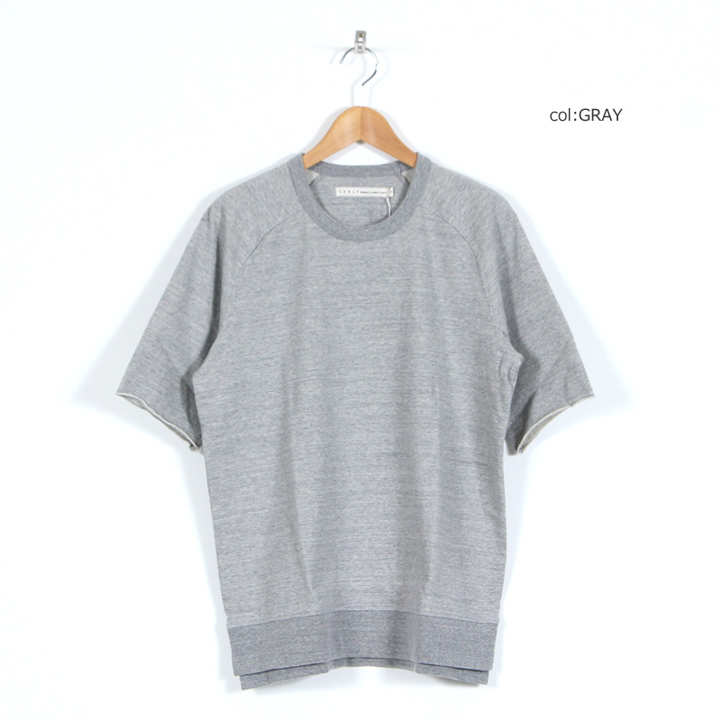 CURLY(カーリー) BRIGHT HS SWEAT