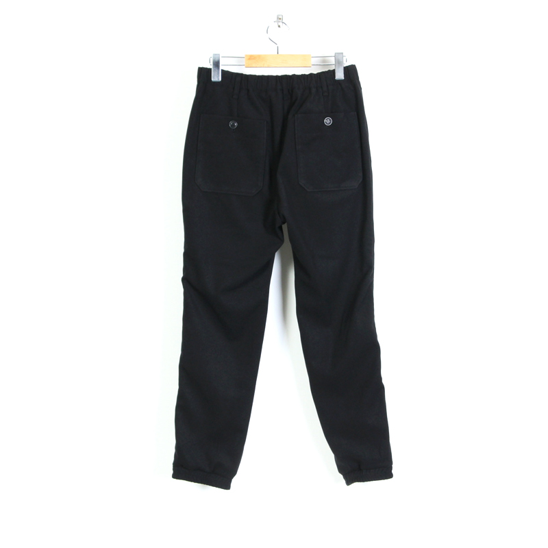 CURLY(カーリー) CLOUDY RIB TROUSERS