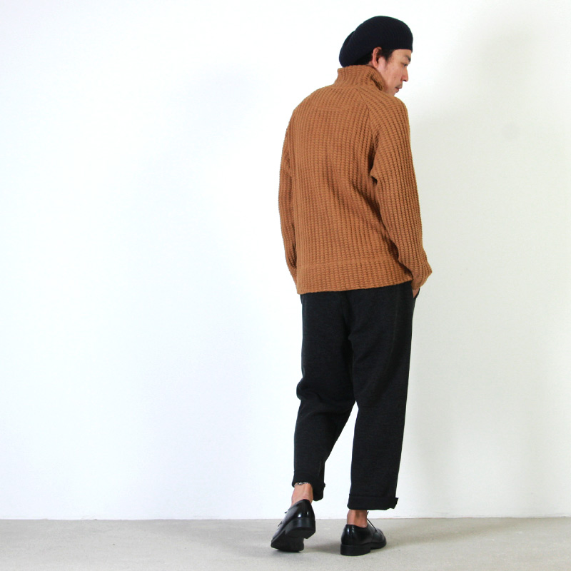 CURLY(カーリー) FROSTED WIDE TROUSERS