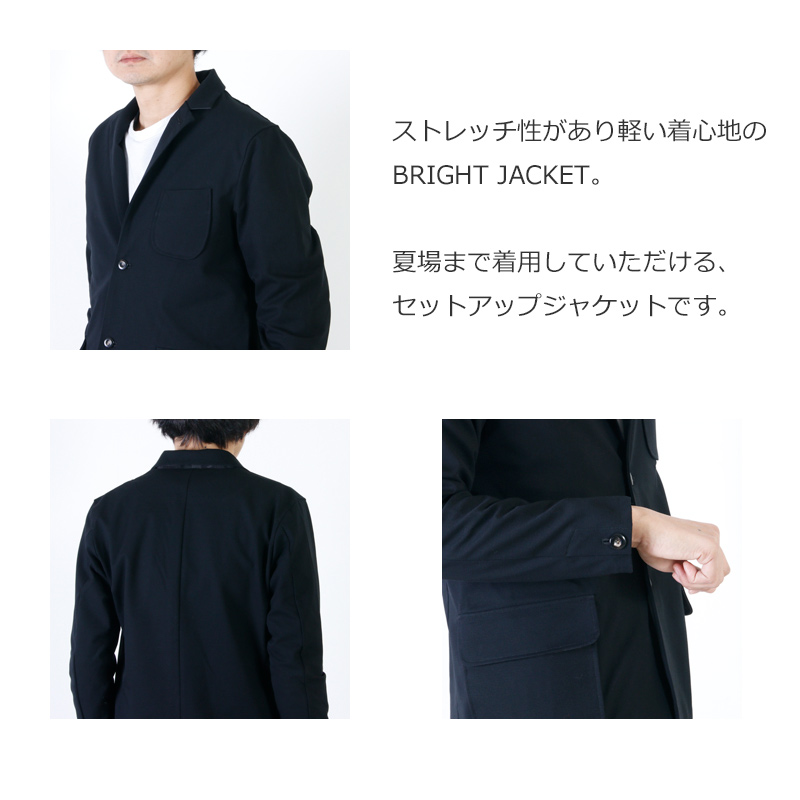 CURLY(カーリー) BRIGHT JACKET