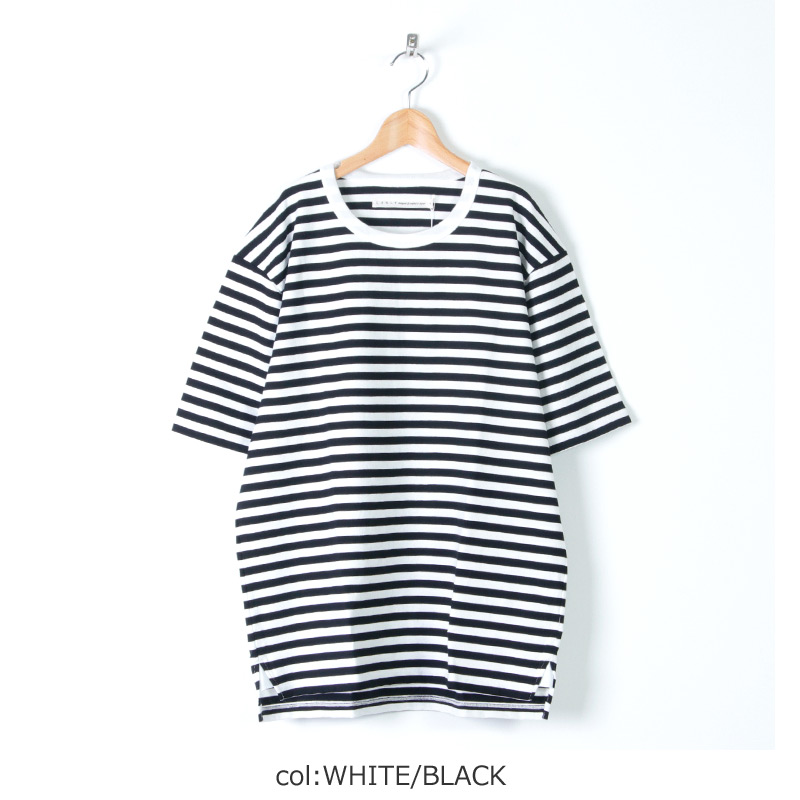 CURLY(カーリー) ADVANCE HS BORDER TEE