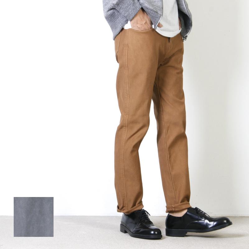 CURLY (カーリー) NAUGHTY 5P JEANS / ノーティー5ポケットジーンズ
