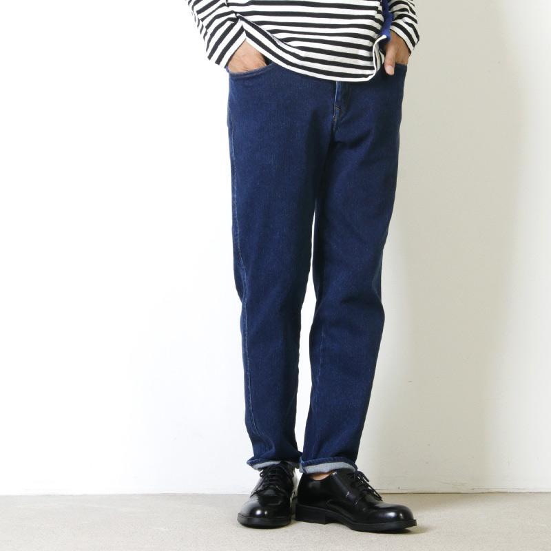 CURLY (カーリー) MAZARINE 5P JEANS / マザリン5ポケットジーンズ