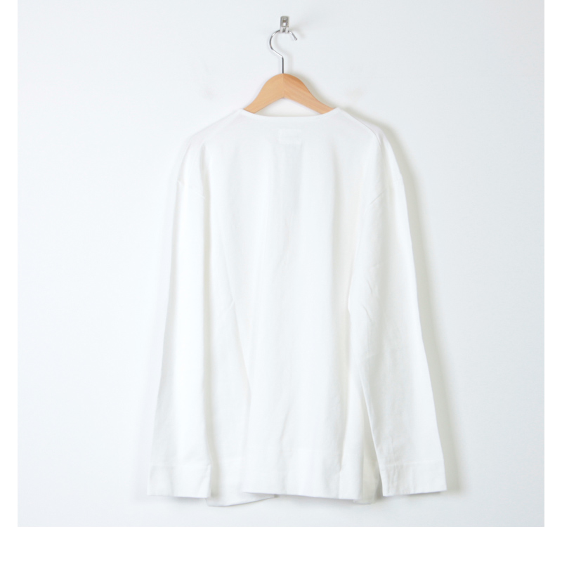 CURLY(カーリー) CLOUDY 3B LS HENLEY