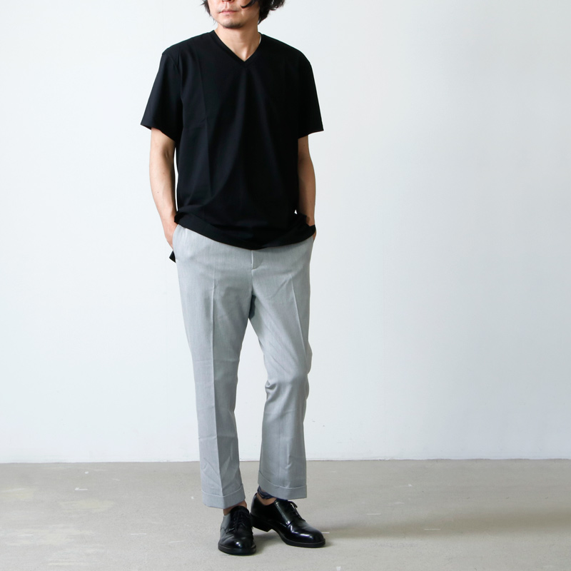 CURLY(カーリー) UTM S/S V-NECK TEE