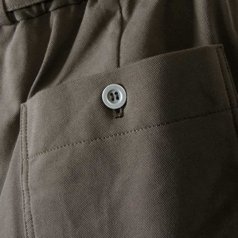 CURLY(カーリー) NOMADIC EZ A/C TROUSERS