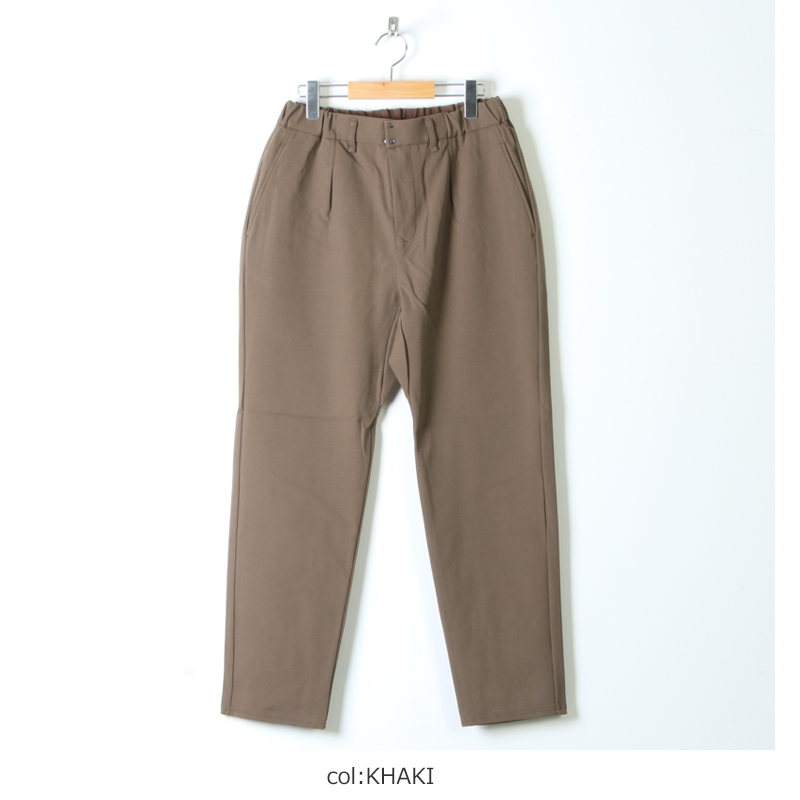 CURLY(カーリー) BROMLEY EZ TROUSERS