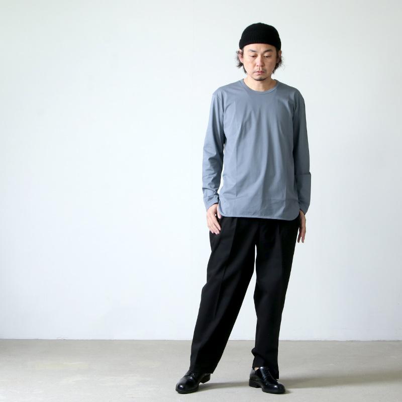 CURLY(カーリー) SDH L/S CN TEE
