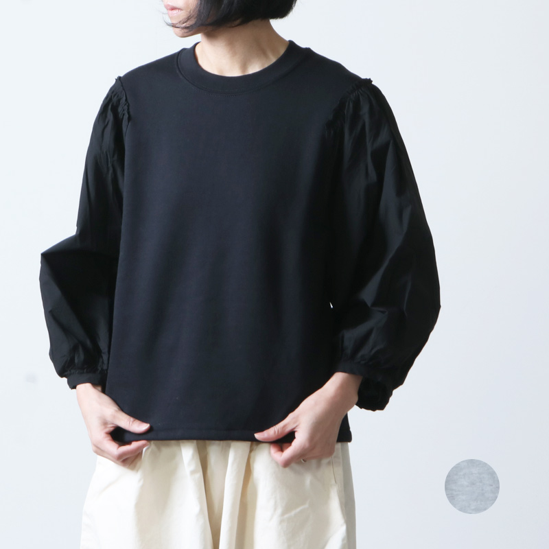 dahl'ia (ダリア) リメイクスウェットシャツ