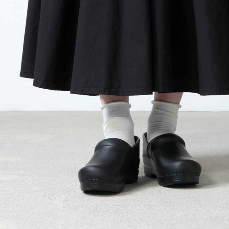 dansko(ダンスコ) PROFESSIONAL OILD スリッポン Black