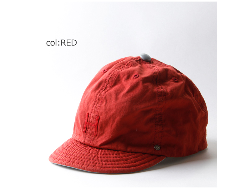 DECHO(デコー) BALL CAP -WEATHER-