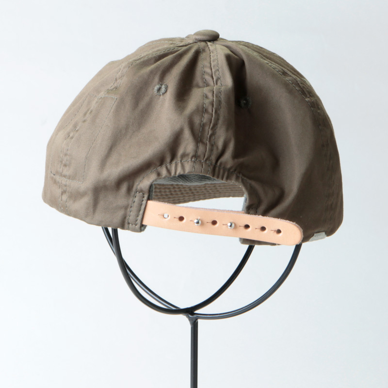 DECHO(デコー) BALL CAP BUCKLE -VENTILE-