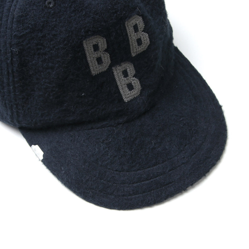 DECHO(デコー) × EBETTSFIELD NEGRO BALL CAP -BBB-