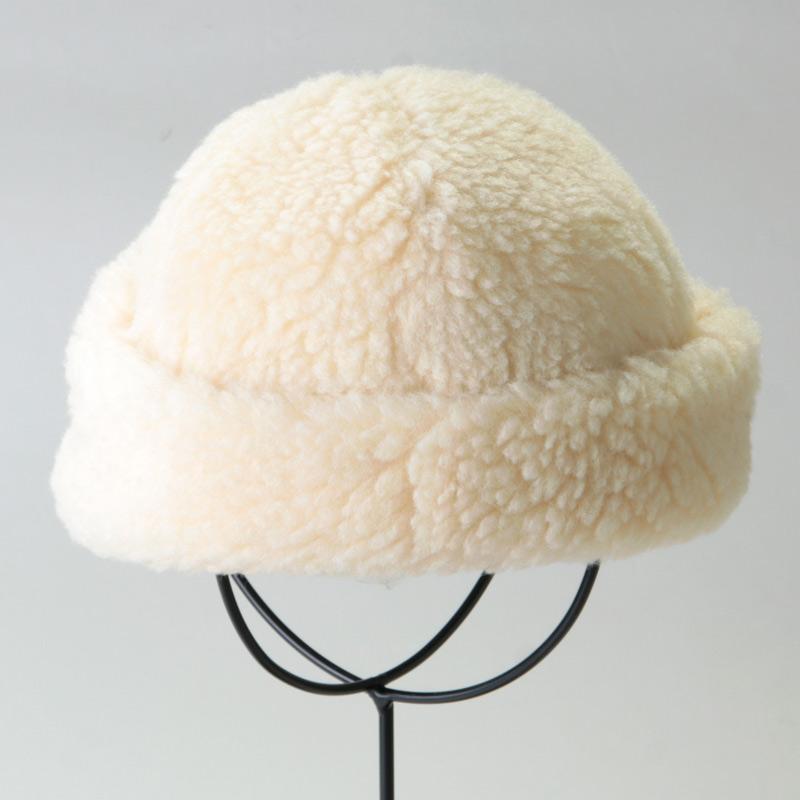 DISCE GAUDERA(ディスケガウデーレ) BOA FLEECE CAP