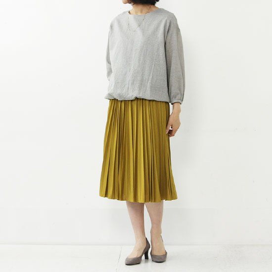 dolly-sean(ドリーシーン) コットンプリーツスカート