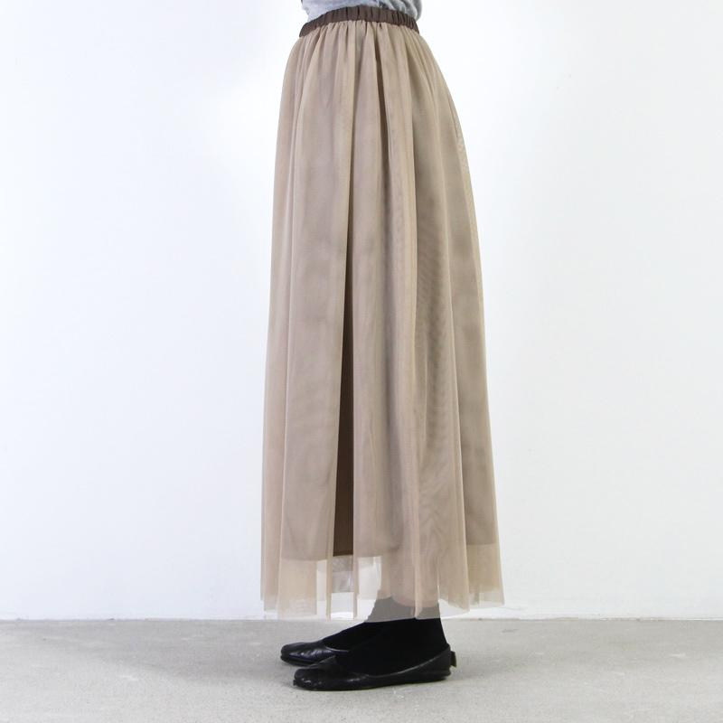 dolly-sean(ドリーシーン) チュールロングスカート