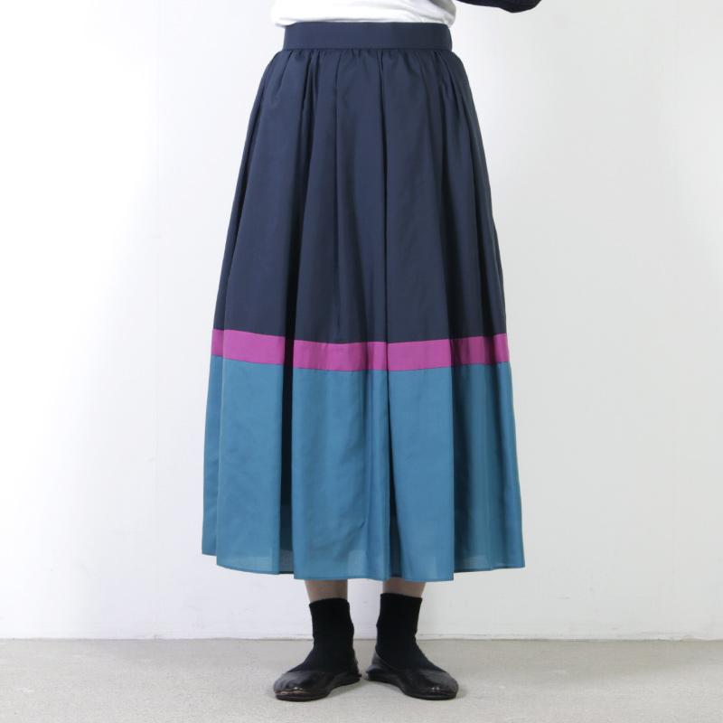 dolly-sean(ドリーシーン) ローンカラー切り替えスカート