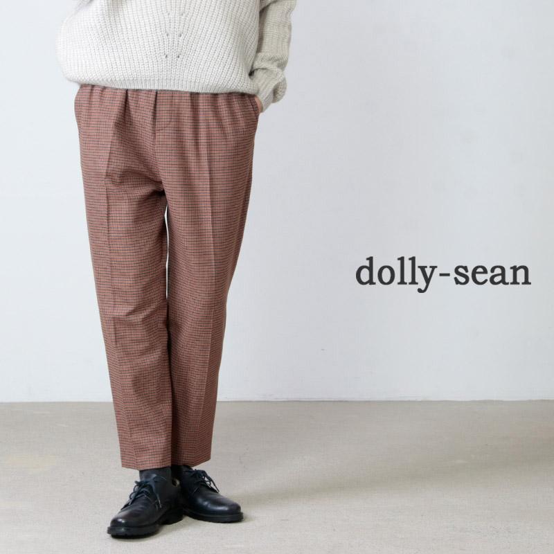 dolly-sean (ドリーシーン) 両面起毛トラックパンツ