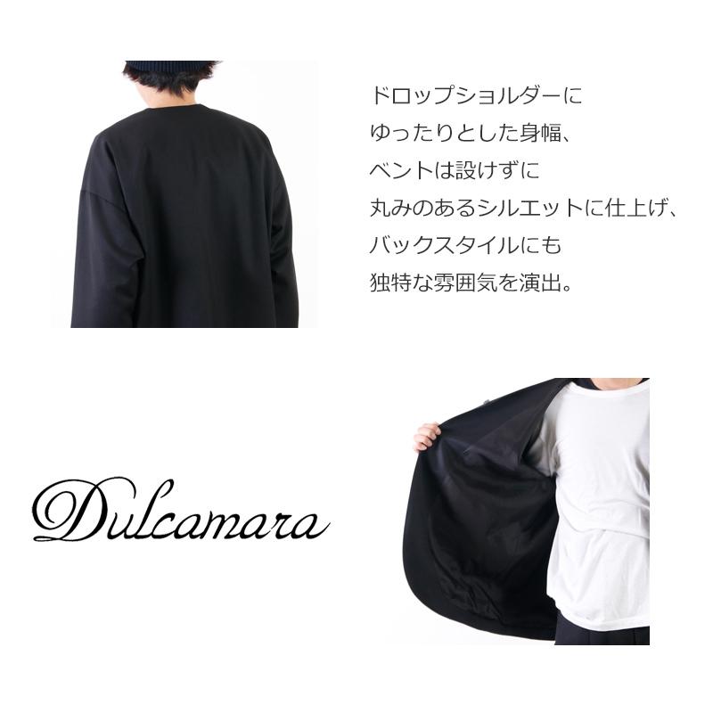 Dulcamara(ドゥルカマラ) よそいきノーカラージャケット