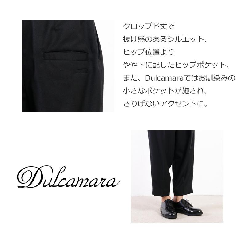Dulcamara(ドゥルカマラ) よそいきワンタックパンツ