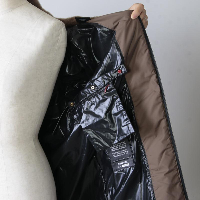 DUVETICA(デュベティカ) CARYSDUE matte nylon