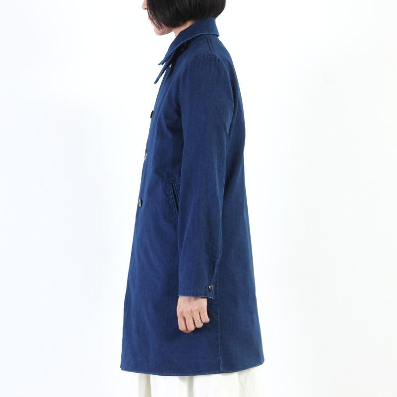 EEL(イール) サクラコート(藍を込めて2017ver.)