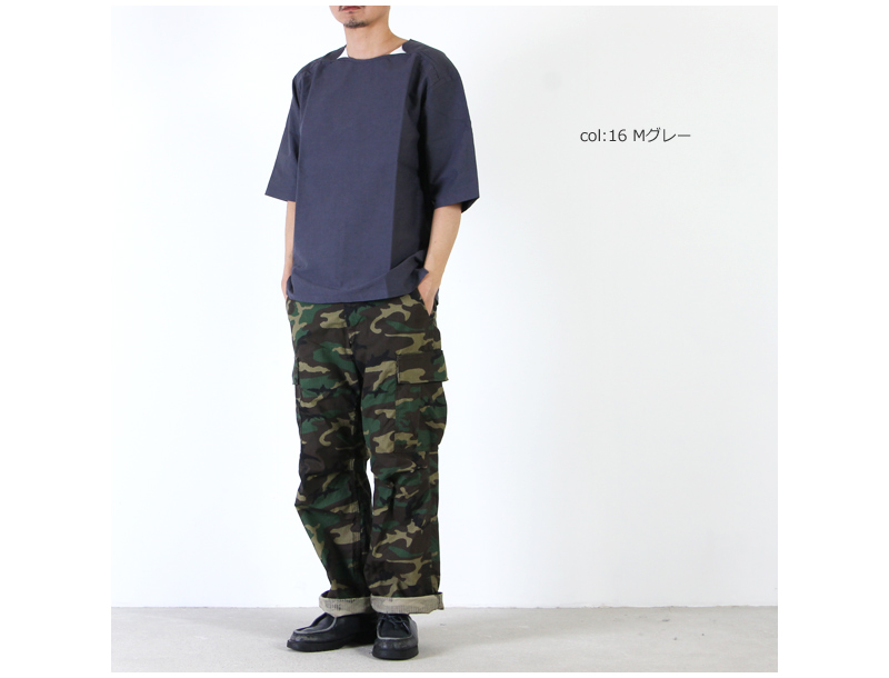 EEL(イール) Slipon Shirts