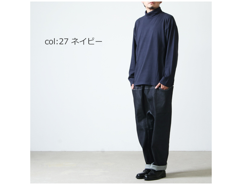 EEL(イール) COMMON HI-NECK