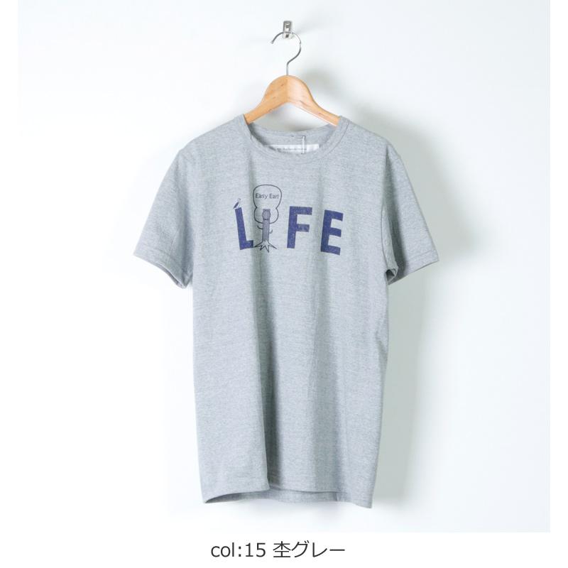 EEL(イール) LIFE Tee