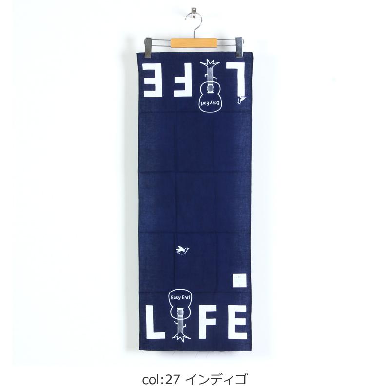 EEL(イール) LIFE×かまわぬ