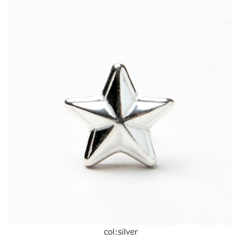 END CUSTOM JEWELLERS(エンドカスタムジュエリー) RIM STAR PIERCE