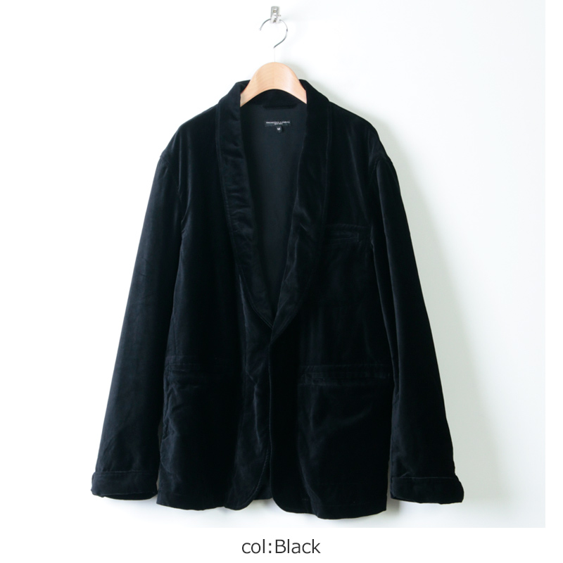 ENGINEERED GARMENTS(エンジニアードガーメンツ) SD Jacket - Cotton Velveteen