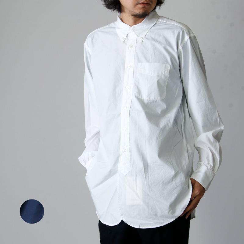 ENGINEERED GARMENTS (エンジニアードガーメンツ) 19 Century BD Shirt - 100's 2Ply Broadcloth / 19センチュリーボタンダウンシャツ