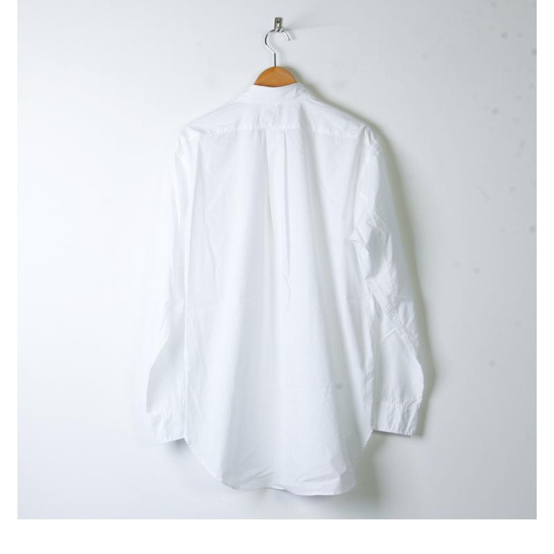 ENGINEERED GARMENTS(エンジニアードガーメンツ) 19 Century BD Shirt - 100's 2Ply Broadcloth