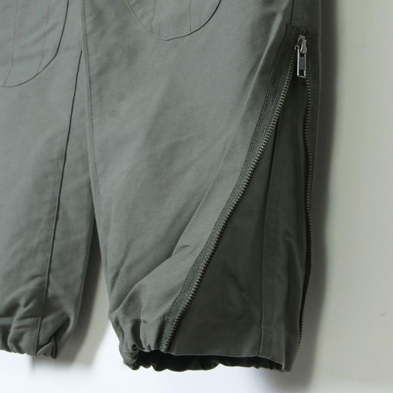 ENGINEERED GARMENTS(エンジニアードガーメンツ) IAC Pant -Cotton Double Cloth