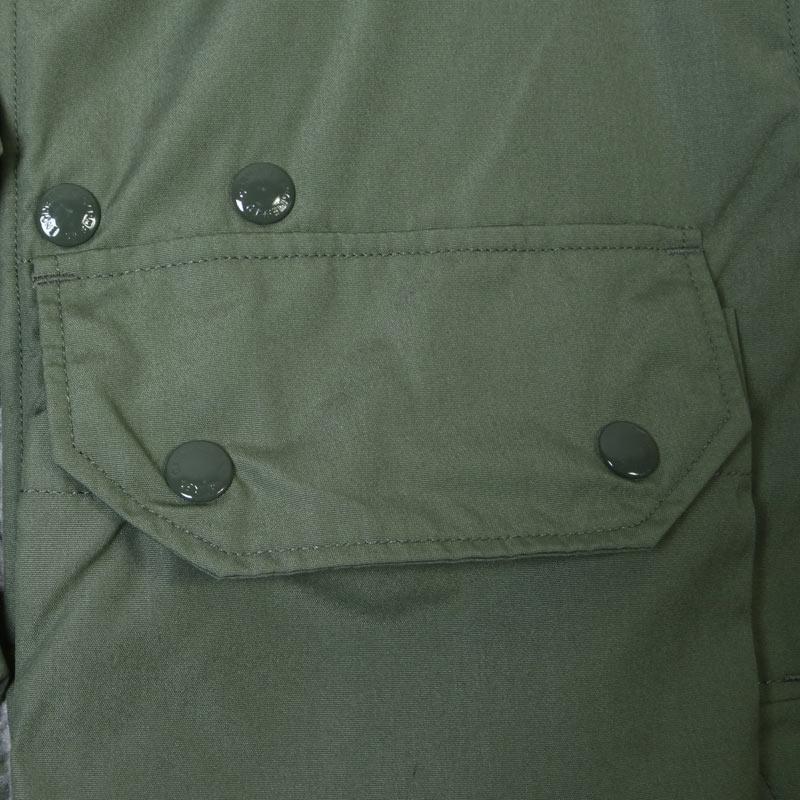 ENGINEERED GARMENTS(エンジニアードガーメンツ) Cover Vest -PC Poplin